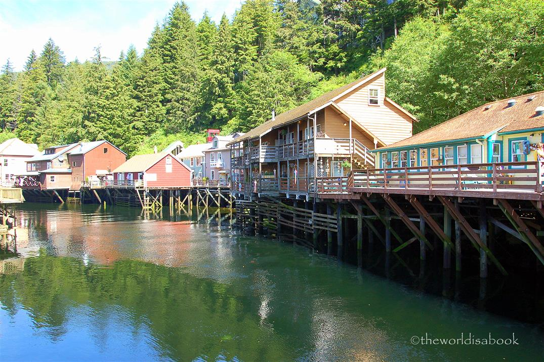 Ketchikan Creek Street