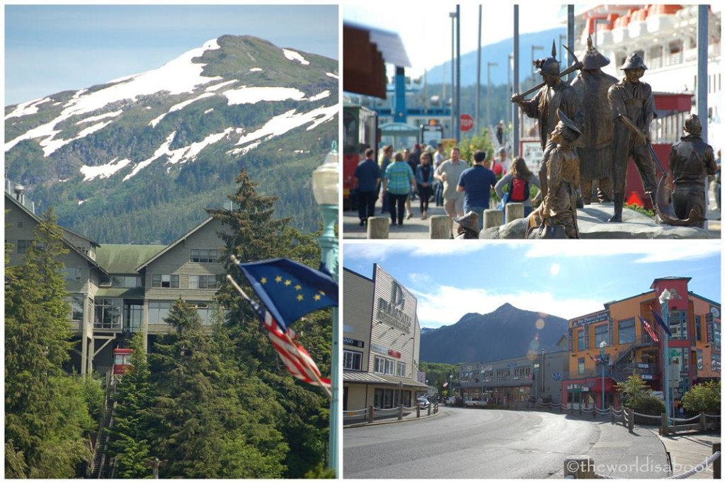 Ketchikan downtown pictures
