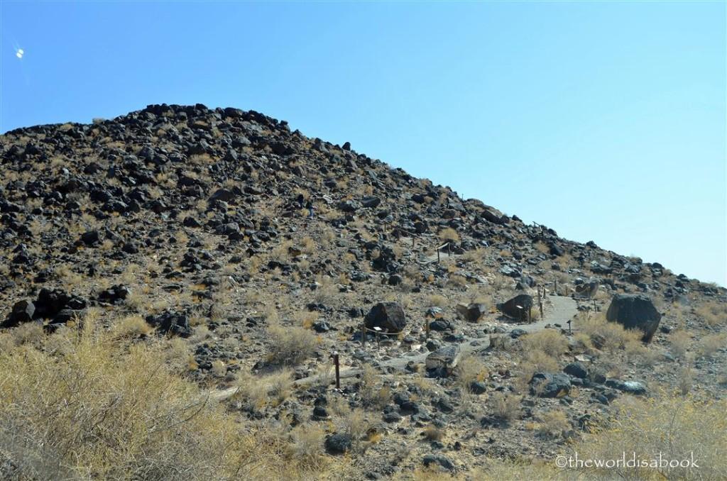 Petroglyph Mesa Point Trail