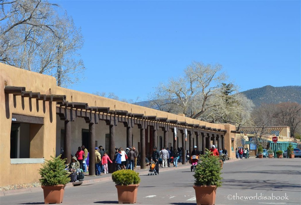 Santa Fe Palace of Governors