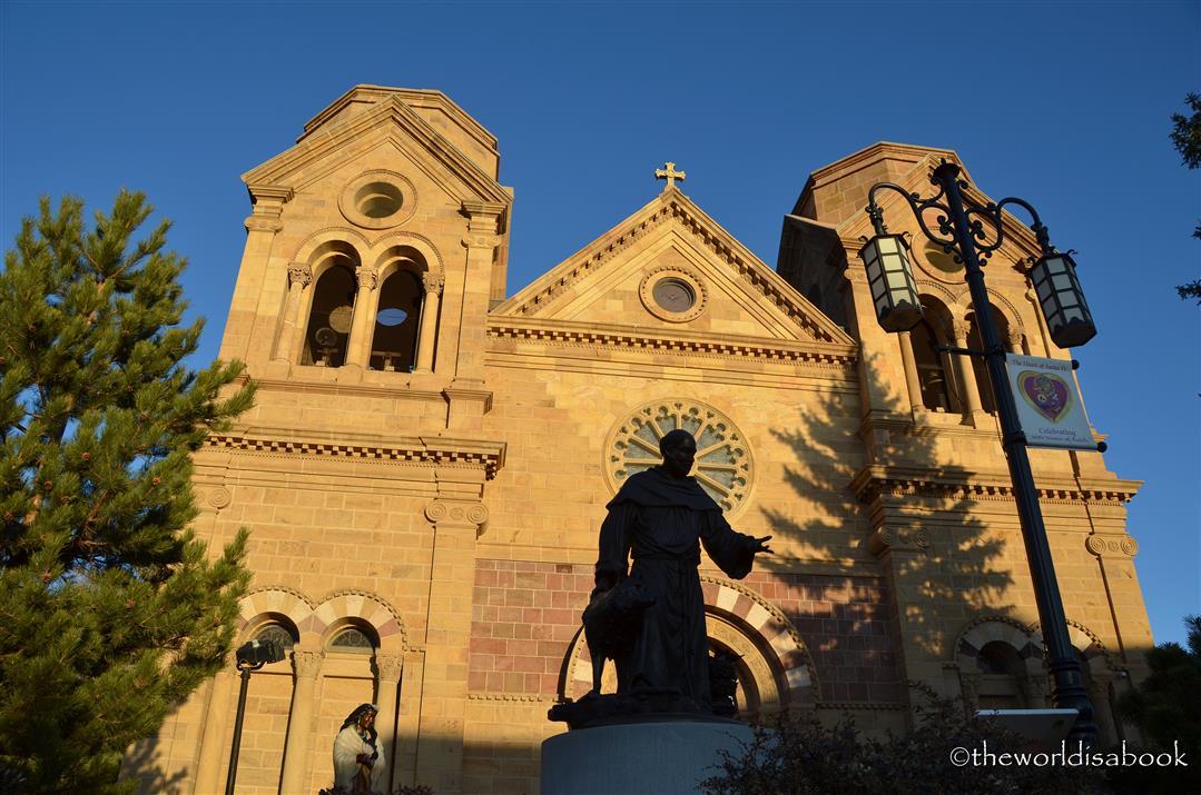 Santa Fe St Francis Basilica