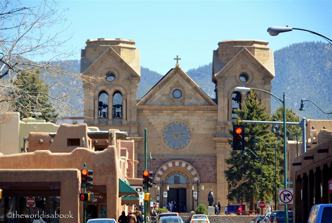 St Francis Basilica Santa Fe