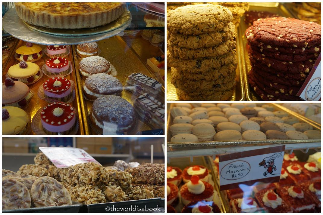 Fairfax market desserts