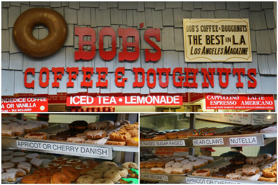 Fairfax market doughnuts