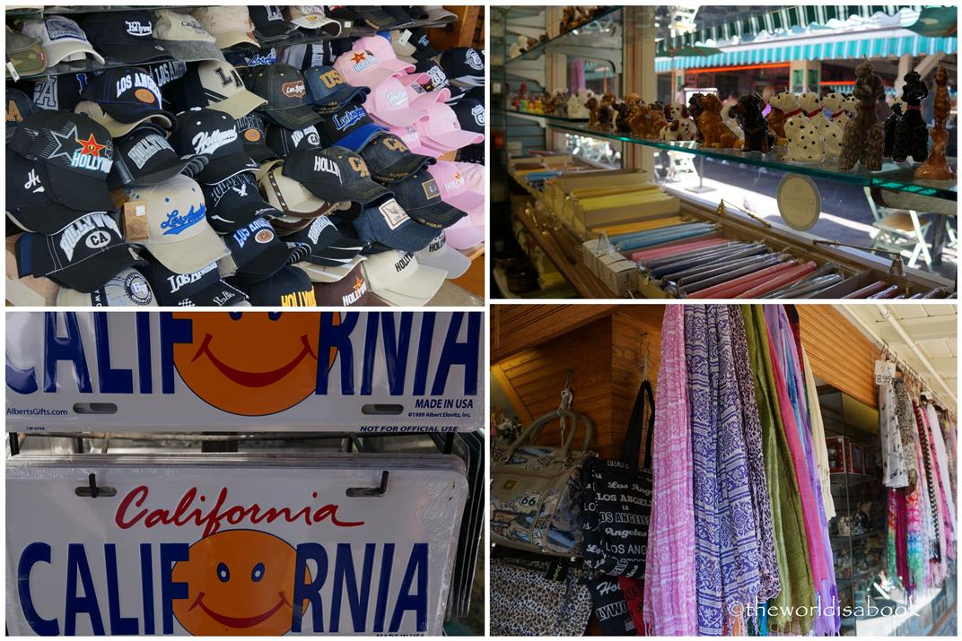 Fairfax market souvenirs