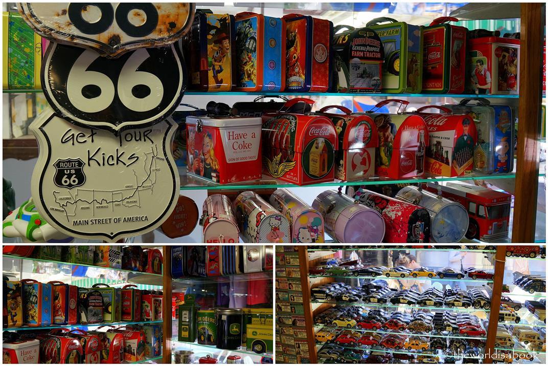 Fairfax market vintage toys