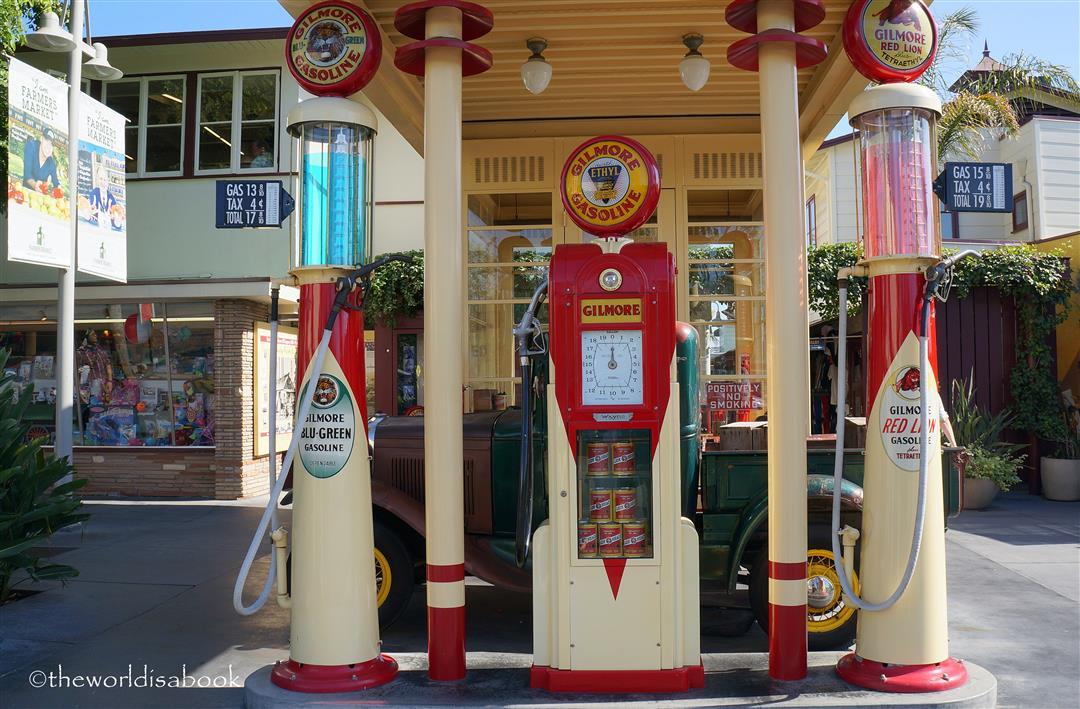 fairfax market Gilmore Gas Station
