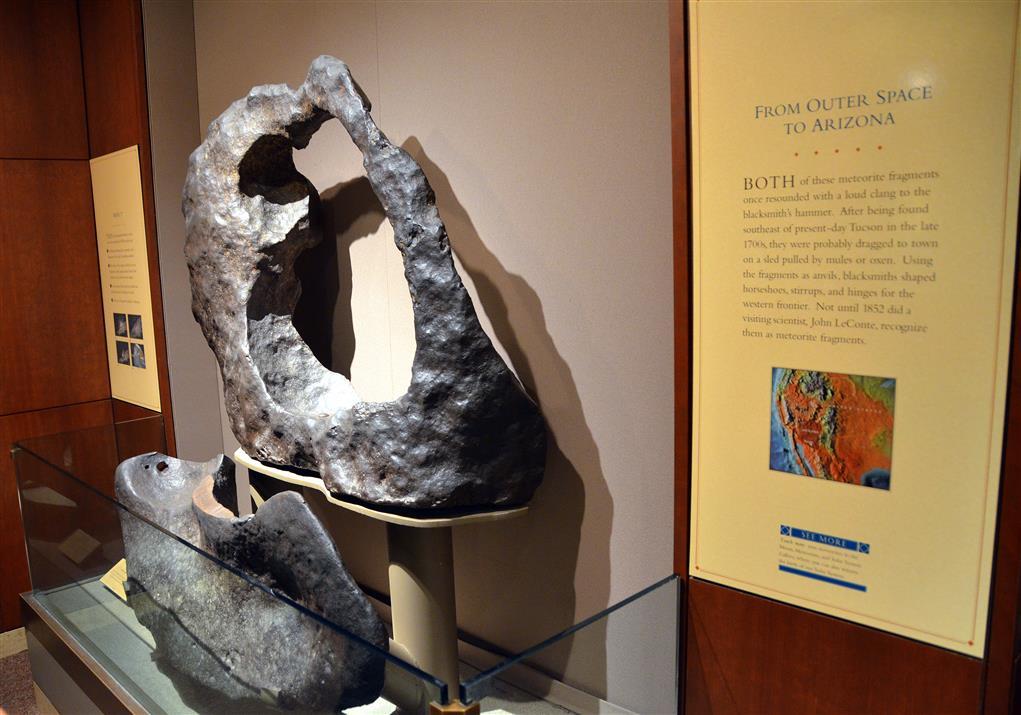 natural History meteorite