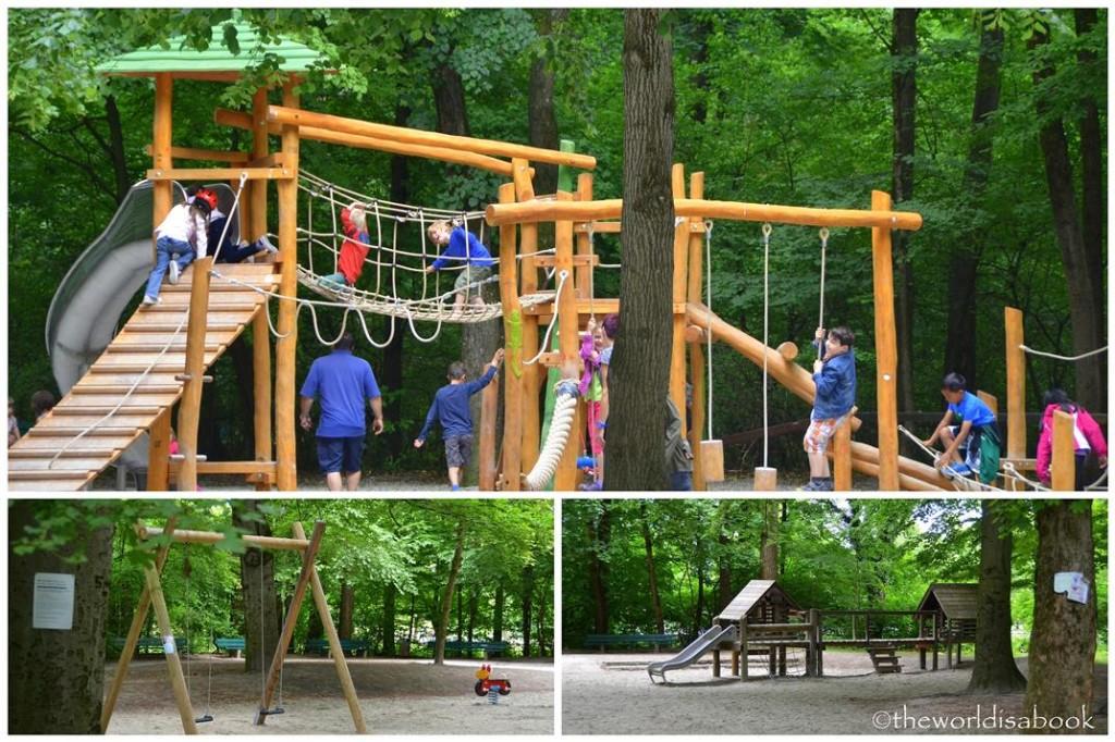 English Garden playground