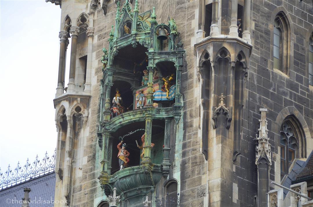 Glockienspiel Munich