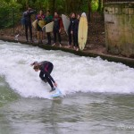 River Surfers, Beer and Birds: The English Garden Munich