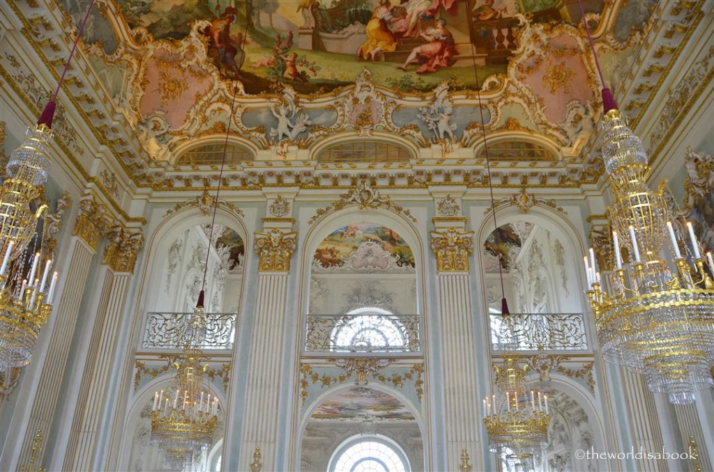 Nymphenburg Palace Great Hall