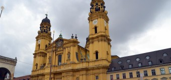 A Walking Tour Through Munich, Germany