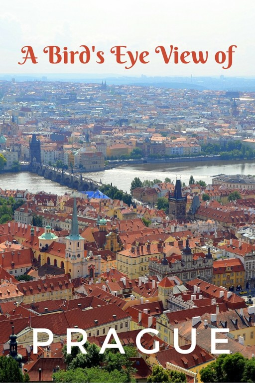 A Bird's Eye View of Prague