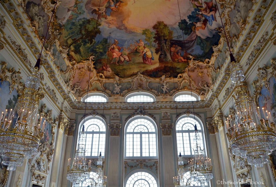 Nymphenburg Audience Hall