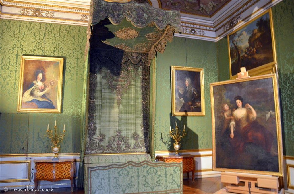 Nymphenburg bedroom