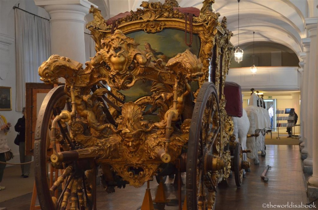 Nymphenburg carriage