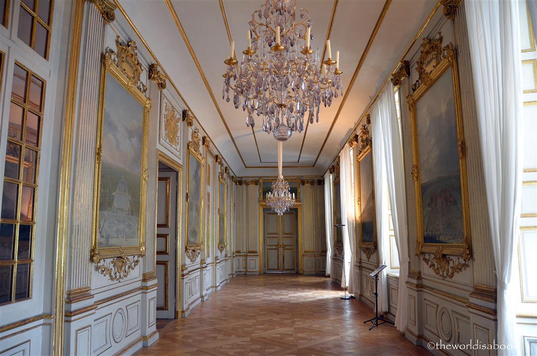 Nymphenburg hallway