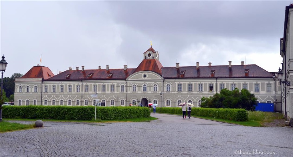 Nymphenburg museum complex