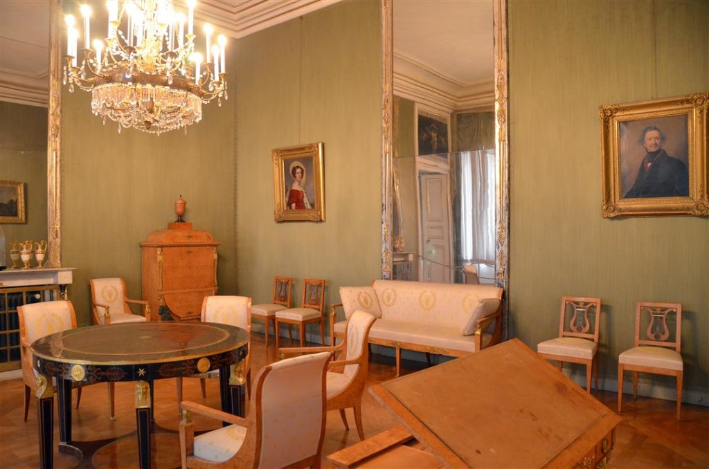 Nymphenburg sitting room