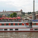 Prague with Kids: Cruising the Vltava River