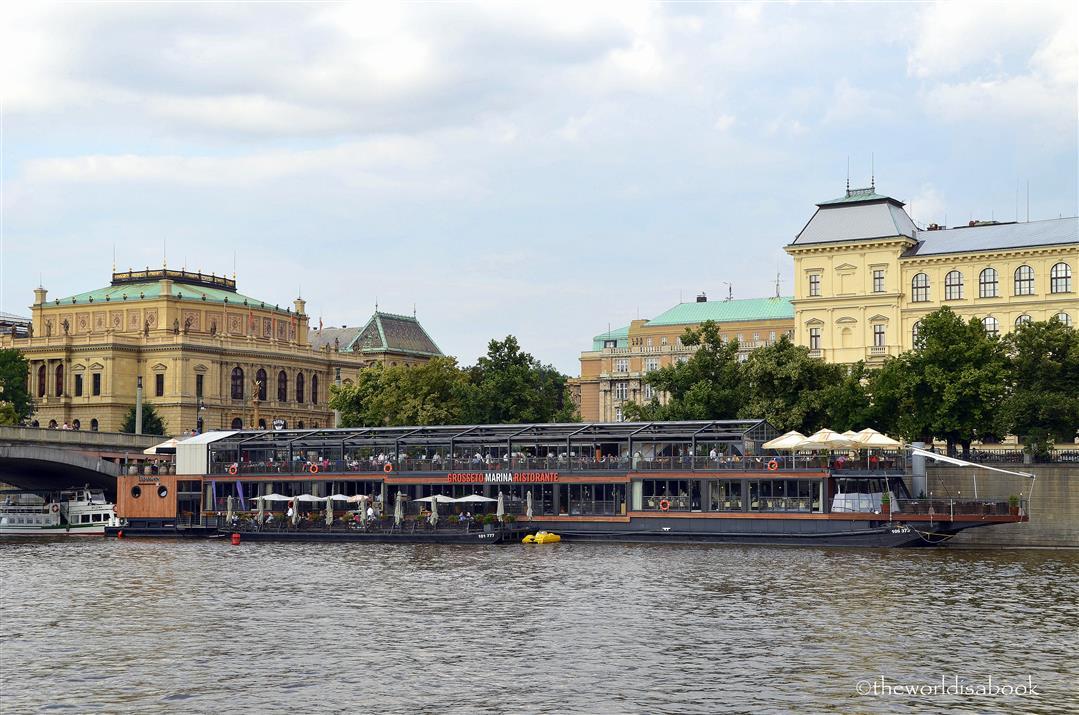 Prague Marina Ristorante