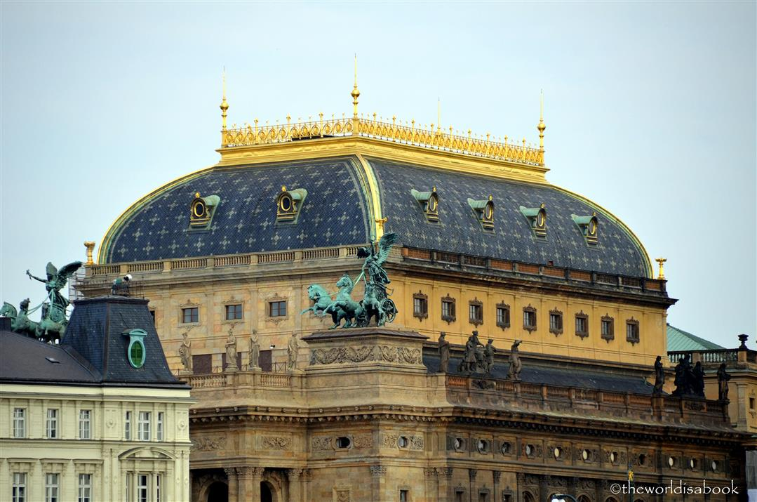 Prague National Theater