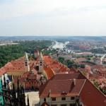 Prague with Kids: A Bird's Eye View