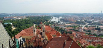 Prague with Kids: A Bird's Eye View