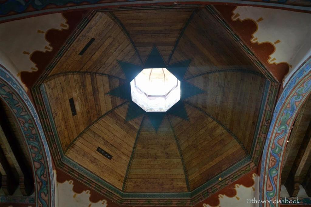 Mission San Luis Rey cupola