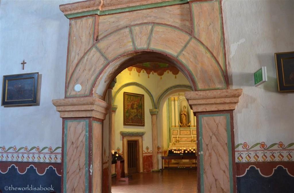 Mission san luis rey madonna chapel