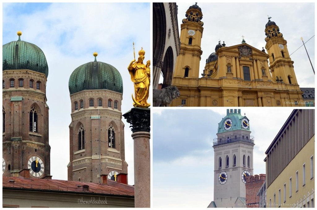 Munich churches