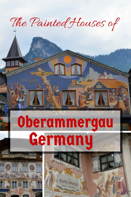 Oberammergau Germany