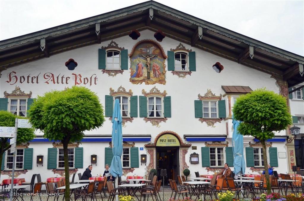 Oberammergau Post Hotel