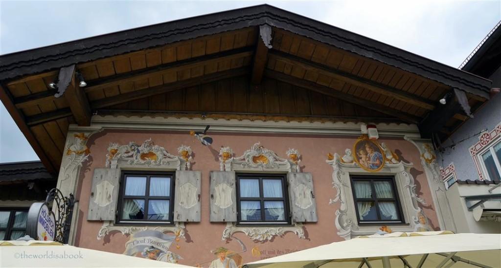 Oberammergau fresco luftl