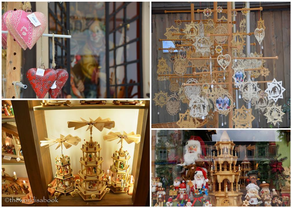 Oberammergau merchandise