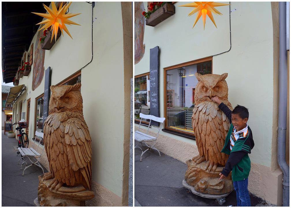 Oberammergau owl