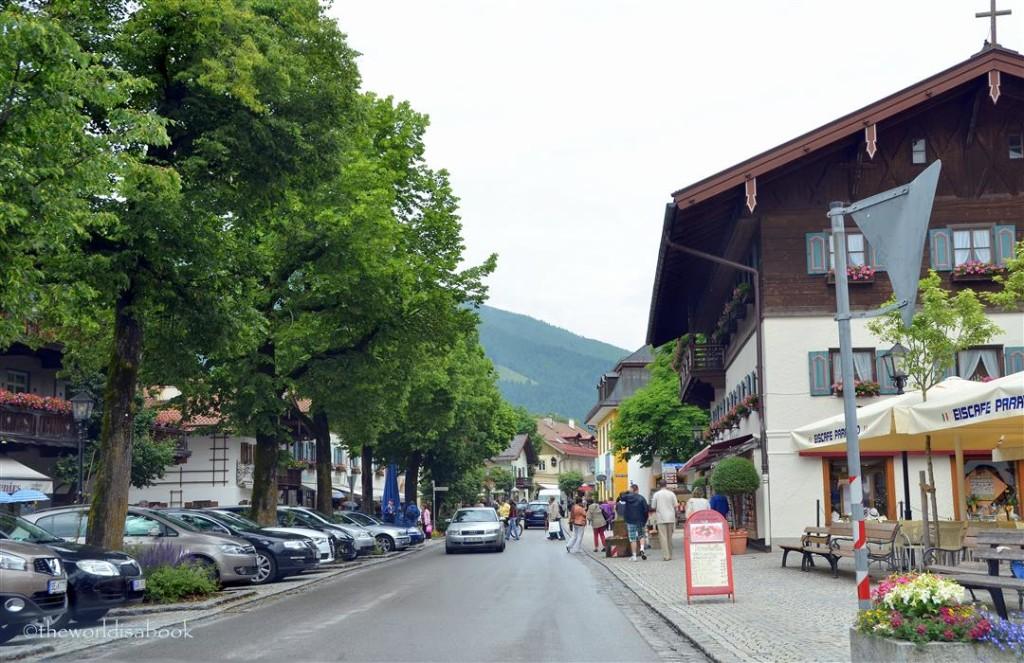 Oberammergau street