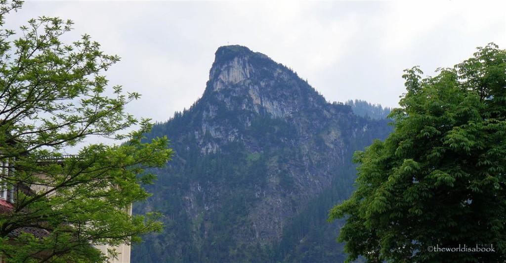 Oberammwegau mountain Kofel