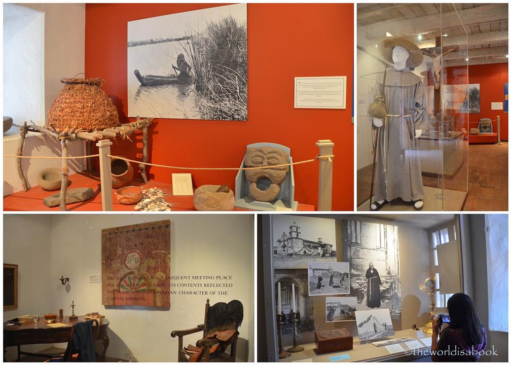 Old Mission San Luis Rey museum