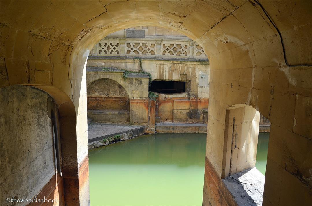 Roman Baths arch