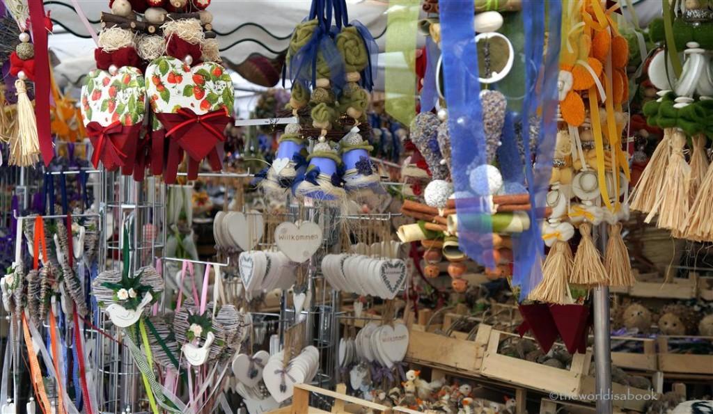 Viktualienmarkt souvenirs