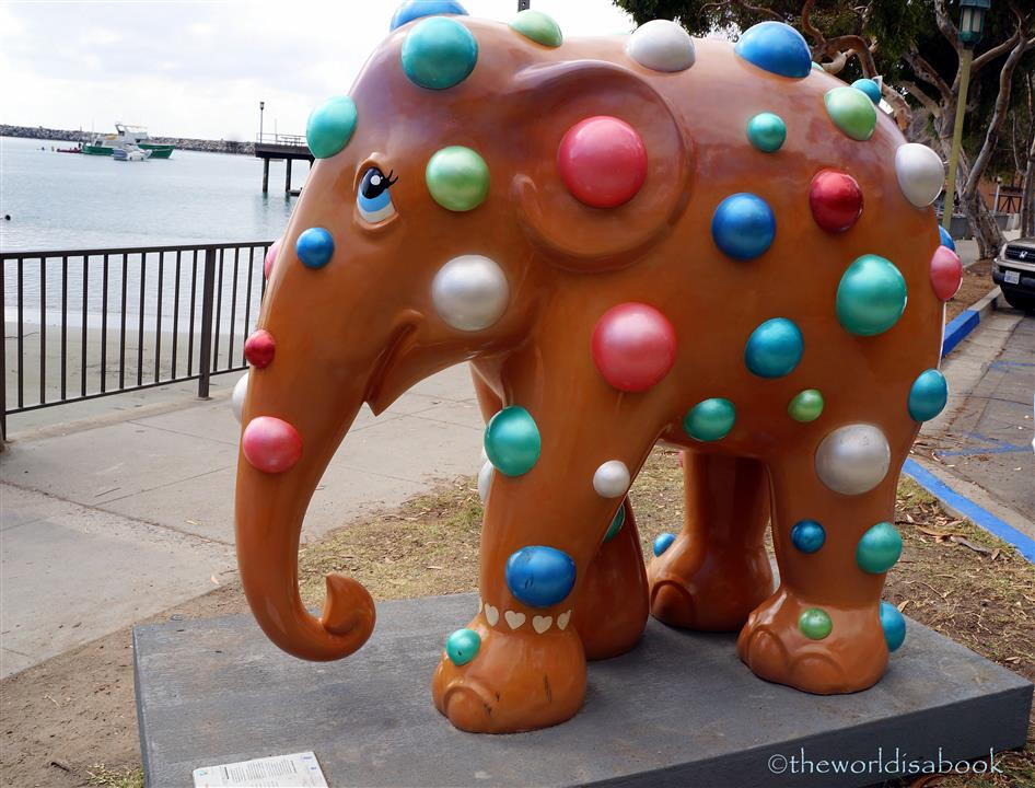 Beady Elephant Parade