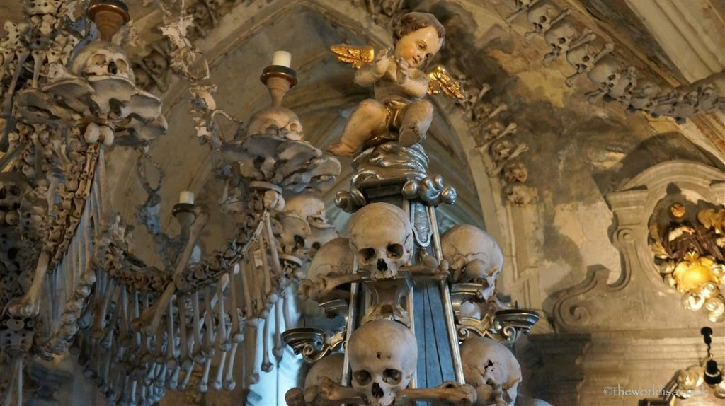 Church of Bones Sedlec Ossuary