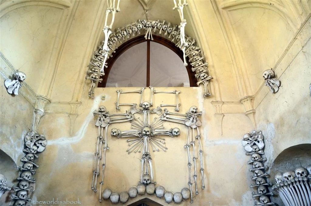 Church of Bones entrance