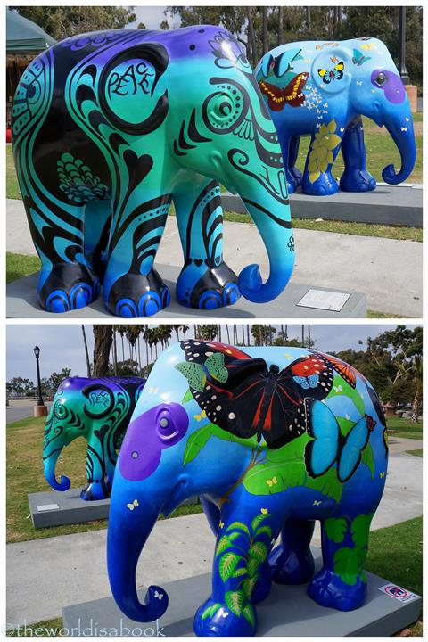 Epiphany and Ramafly Elephant Parade