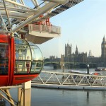 London with Kids: All Aboard the London Eye