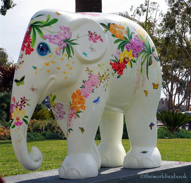 Maa Lii Elephant parade