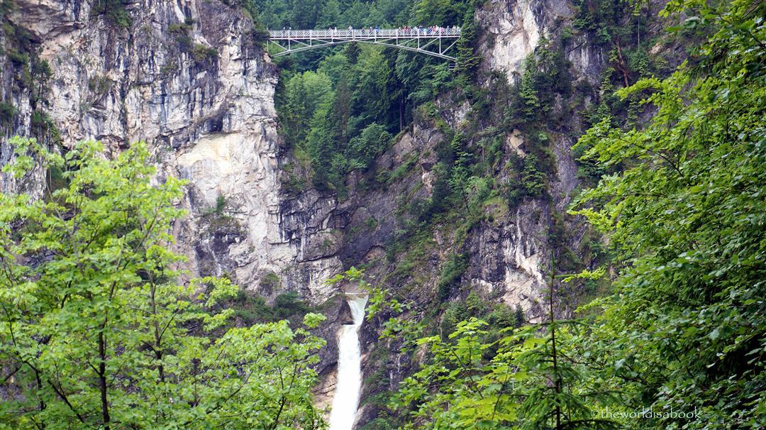 Neuschwanstein Marienbrücke