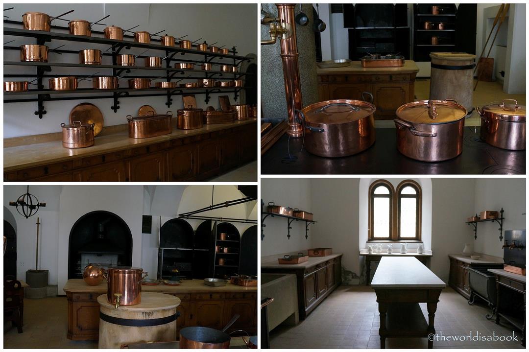Neuschwanstein kitchen